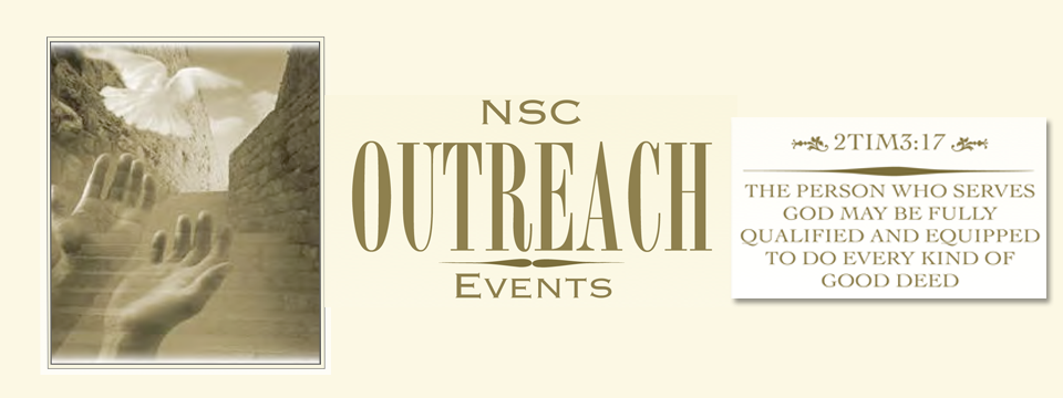 Upcoming NSC Outreach Events