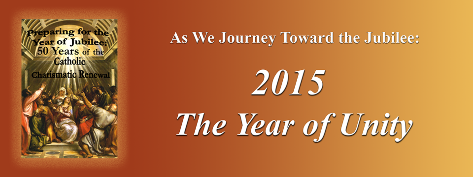 Statement on the Year of Unity in 2015