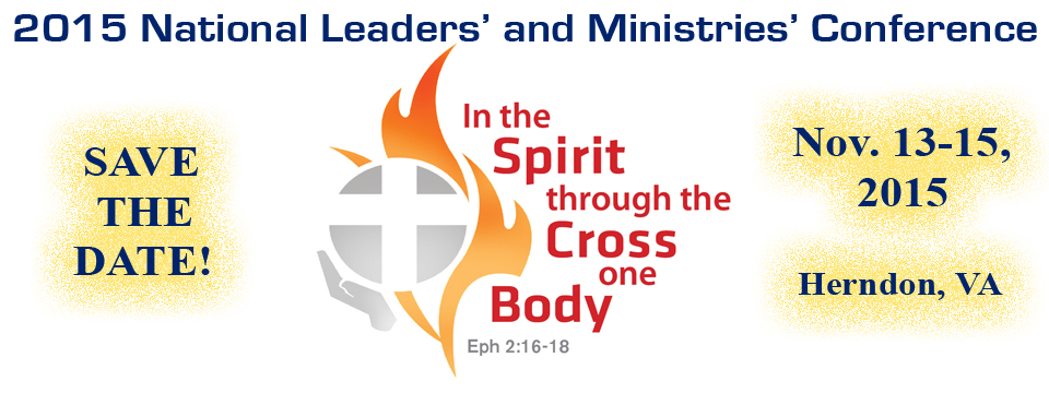 2015 National Leaders' and Ministries' Conference