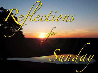 Reflection September 25 2016