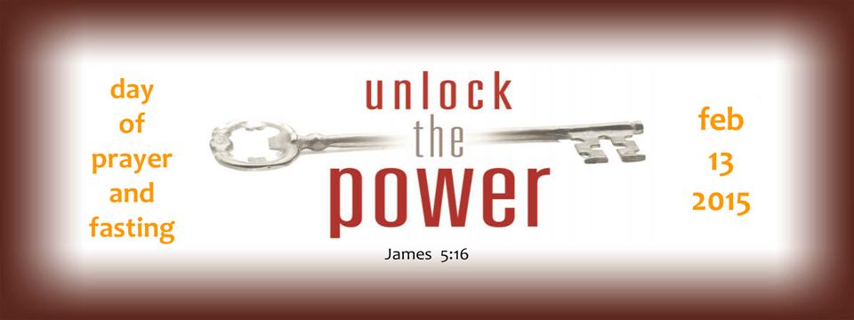 Unlock the Power 2015