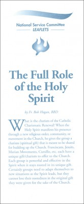 Full Role of the Holy Spirit