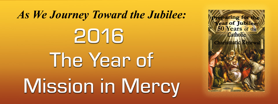 Statement on Year of Mission in Mercy 2016