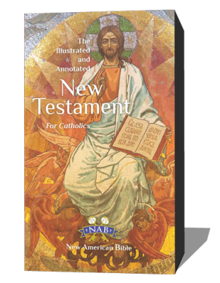NAB Illustrated and Annotated New Testament – Catholic Charismatic Renewal Edition