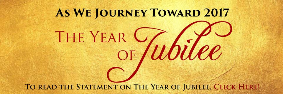 Statement on Year of Jubilee 2017 | Catholic Charismatic ...