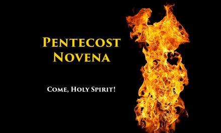 Pentecost Novena 2018