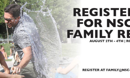 Register Now! NSC's 1st Family Retreat!