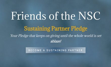 Become a Sustaining Partner – Make a Pledge