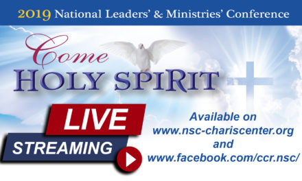Leaders' Conference to be Live-Streamed!