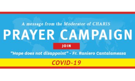 Prayer Campaign – COVID-19